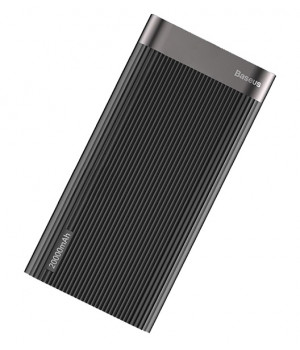Внешний аккумулятор Baseus Parallel Type-C PD +QC3.0 power bank 20000mAh